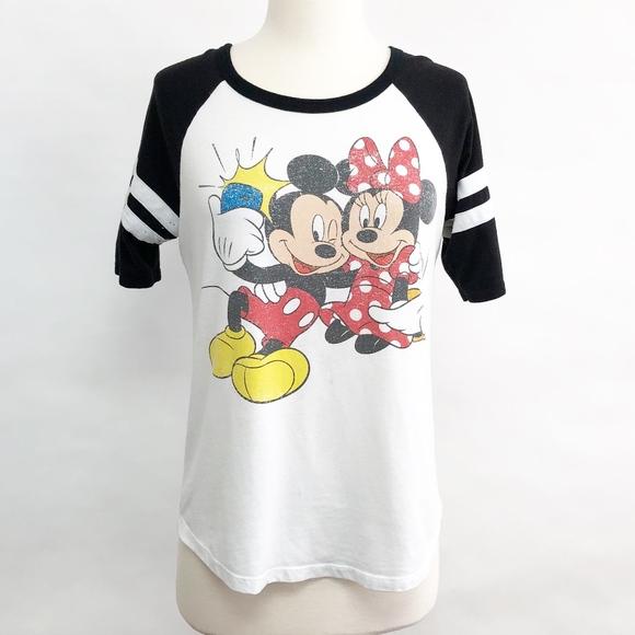 Disney Tops - 🌈 disney | minnie mouse graphic tee shirt top
